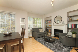 Living & Dining Room at 1016 - 5 Everson Drive, Willowdale East, Toronto