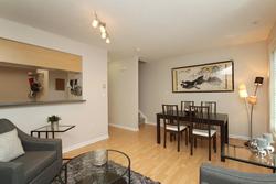 Dining Room at 1016 - 5 Everson Drive, Willowdale East, Toronto