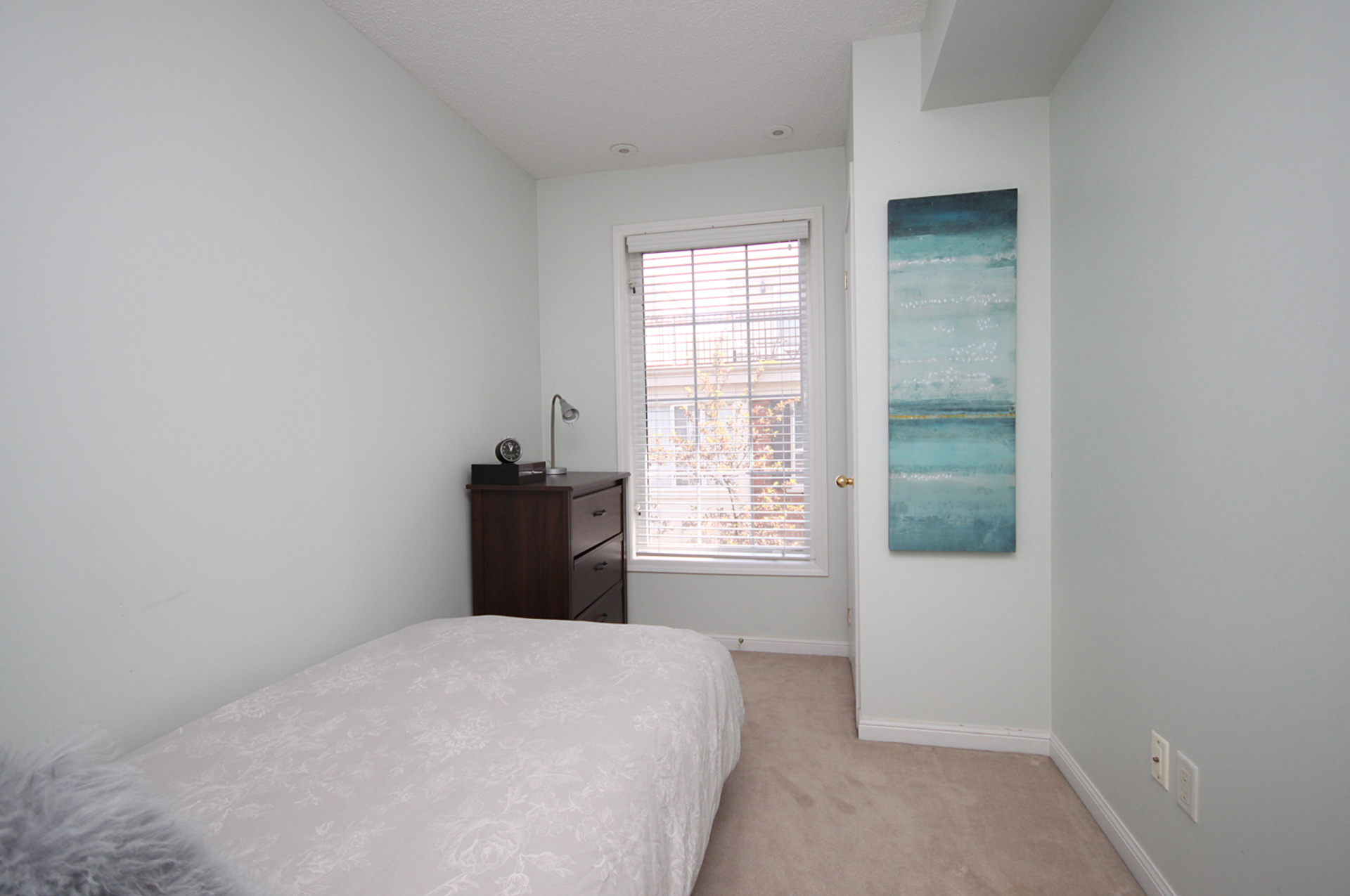 Bedroom at 1016 - 5 Everson Drive, Willowdale East, Toronto