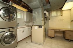Laundry Room at 145 Sloane Avenue, Victoria Village, Toronto