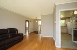 Living Room at 145 Sloane Avenue, Victoria Village, Toronto