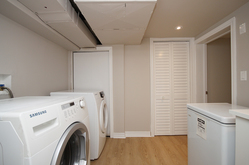 Laundry Room at 7 Highbrook Drive, Bendale, Toronto