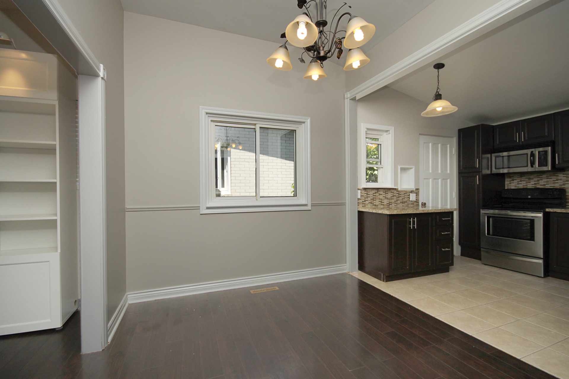 Dining Room at 7 Highbrook Drive, Bendale, Toronto