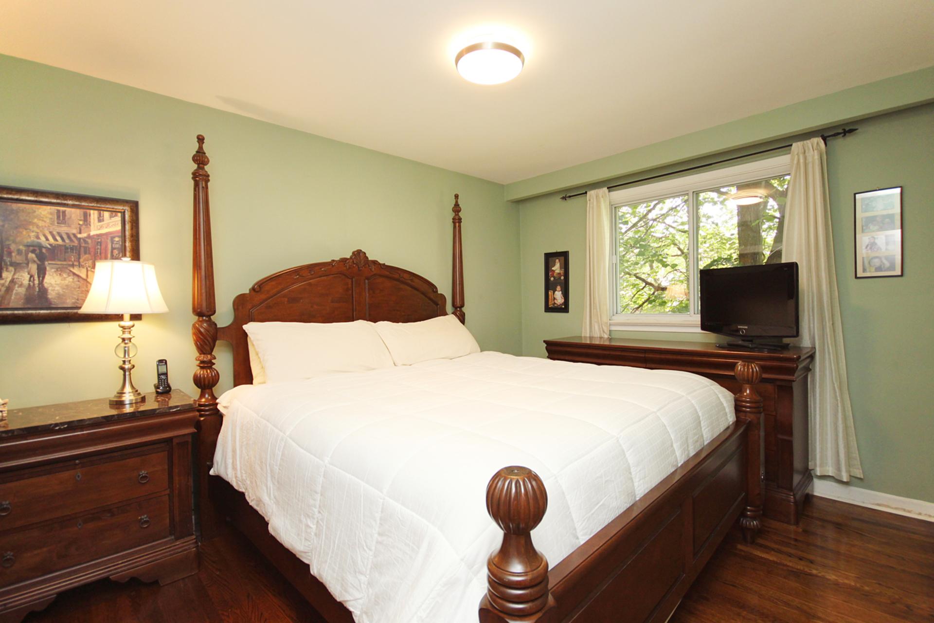 Master Bedroom at 8 Dukinfield Crescent, Parkwoods-Donalda, Toronto