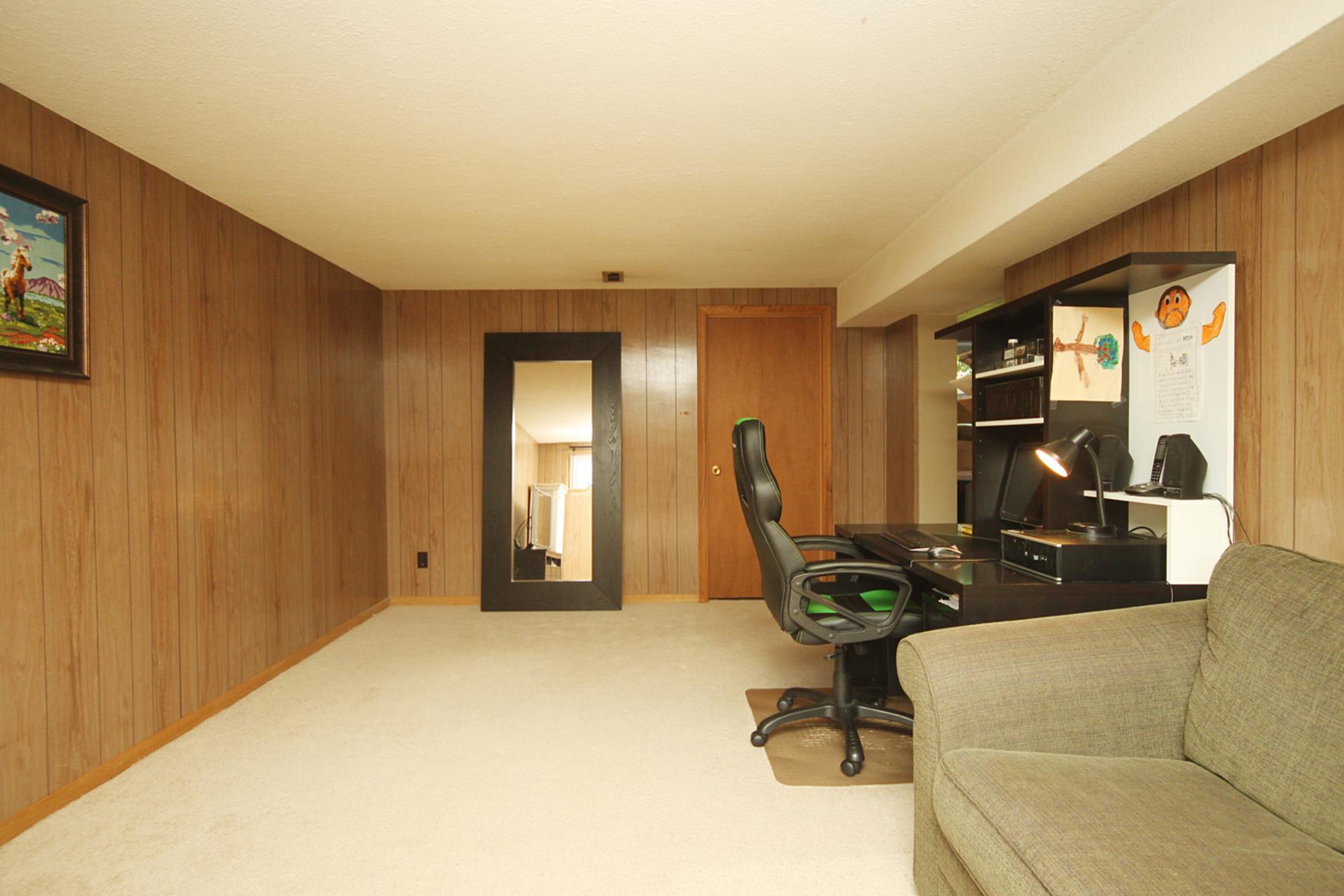 Games Room at 8 Dukinfield Crescent, Parkwoods-Donalda, Toronto