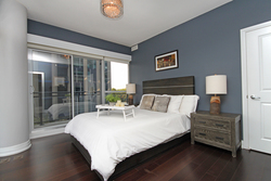 Balcony at 405 - 85 The Donway West, Banbury-Don Mills, Toronto