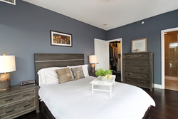 Primary Bedroom at 405 - 85 The Donway W, Banbury-Don Mills, Toronto