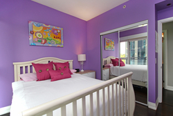 Master Bedroom at 405 - 85 The Donway W, Banbury-Don Mills, Toronto