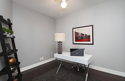 Bedroom at 405 - 85 The Donway West, Banbury-Don Mills, Toronto