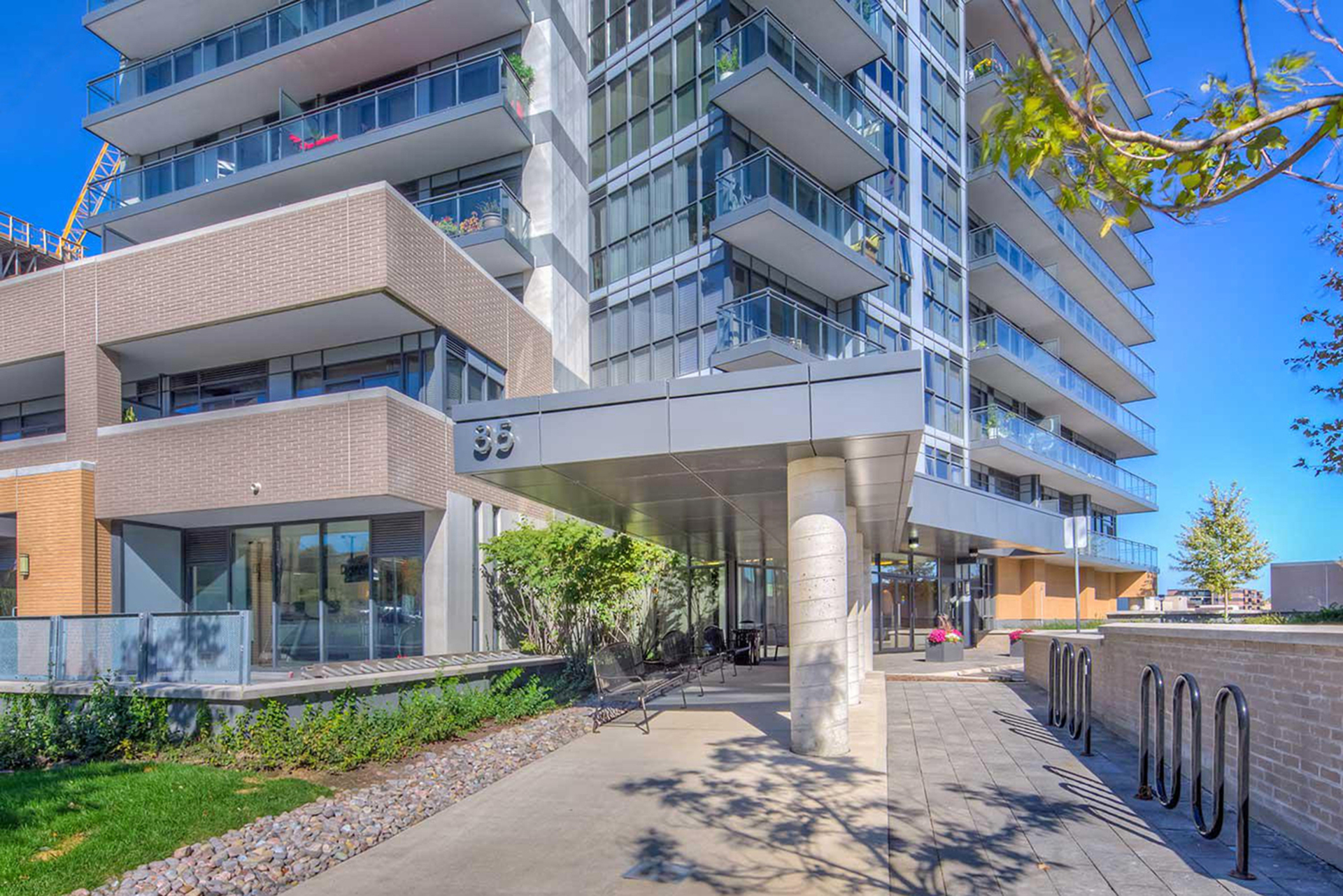 Front at 405 - 85 The Donway West, Banbury-Don Mills, Toronto