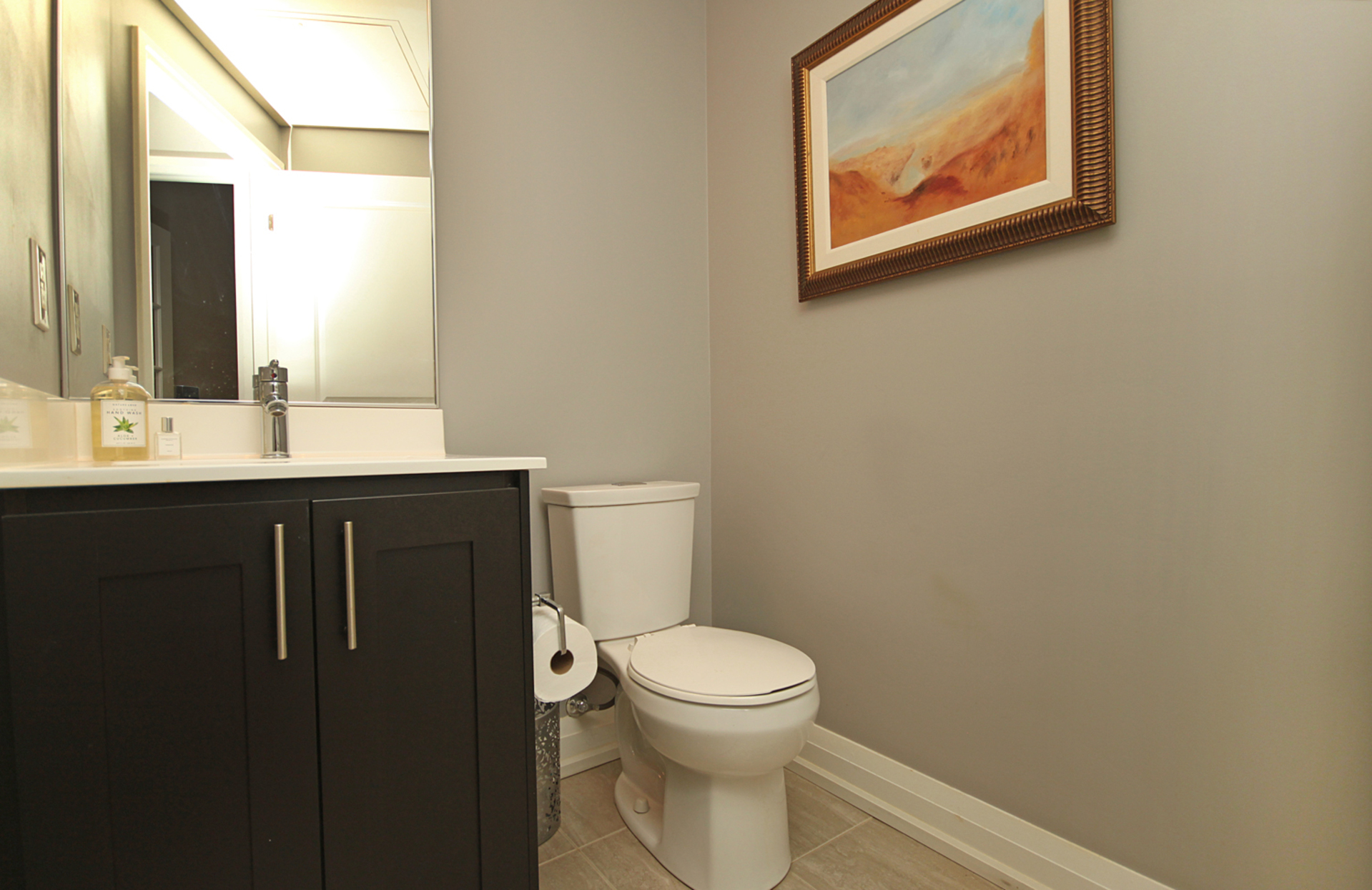 2 Piece Bathroom at 405 - 85 The Donway W, Banbury-Don Mills, Toronto