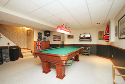 Recreation Room at 1182 Maple Gate Road, Liverpool, Pickering