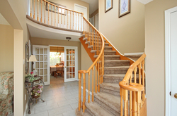 Foyer at 1182 Maple Gate Road, Liverpool, Pickering