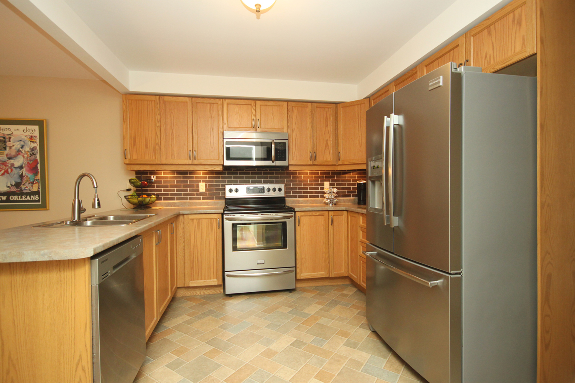 Kitchen at 1182 Maple Gate Road, Liverpool, Pickering