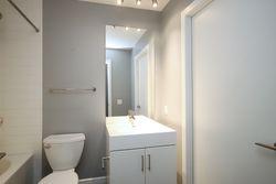 4 Piece Semi Ensuite Bathroom at S209 - 112 George Street, Moss Park, Toronto