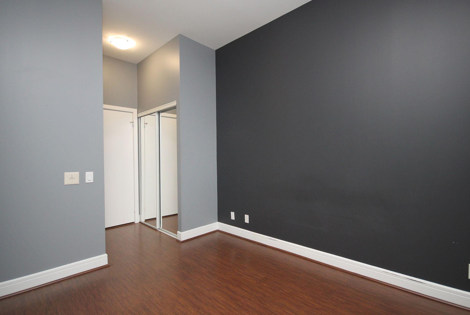 Bedroom at S209 - 112 George Street, Moss Park, Toronto