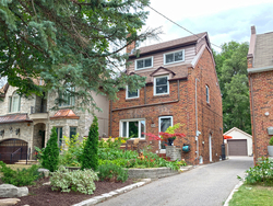 Front at 264 Spring Garden Avenue, Willowdale East, Toronto