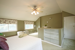 Master Bedroom at 264 Spring Garden Avenue, Willowdale East, Toronto