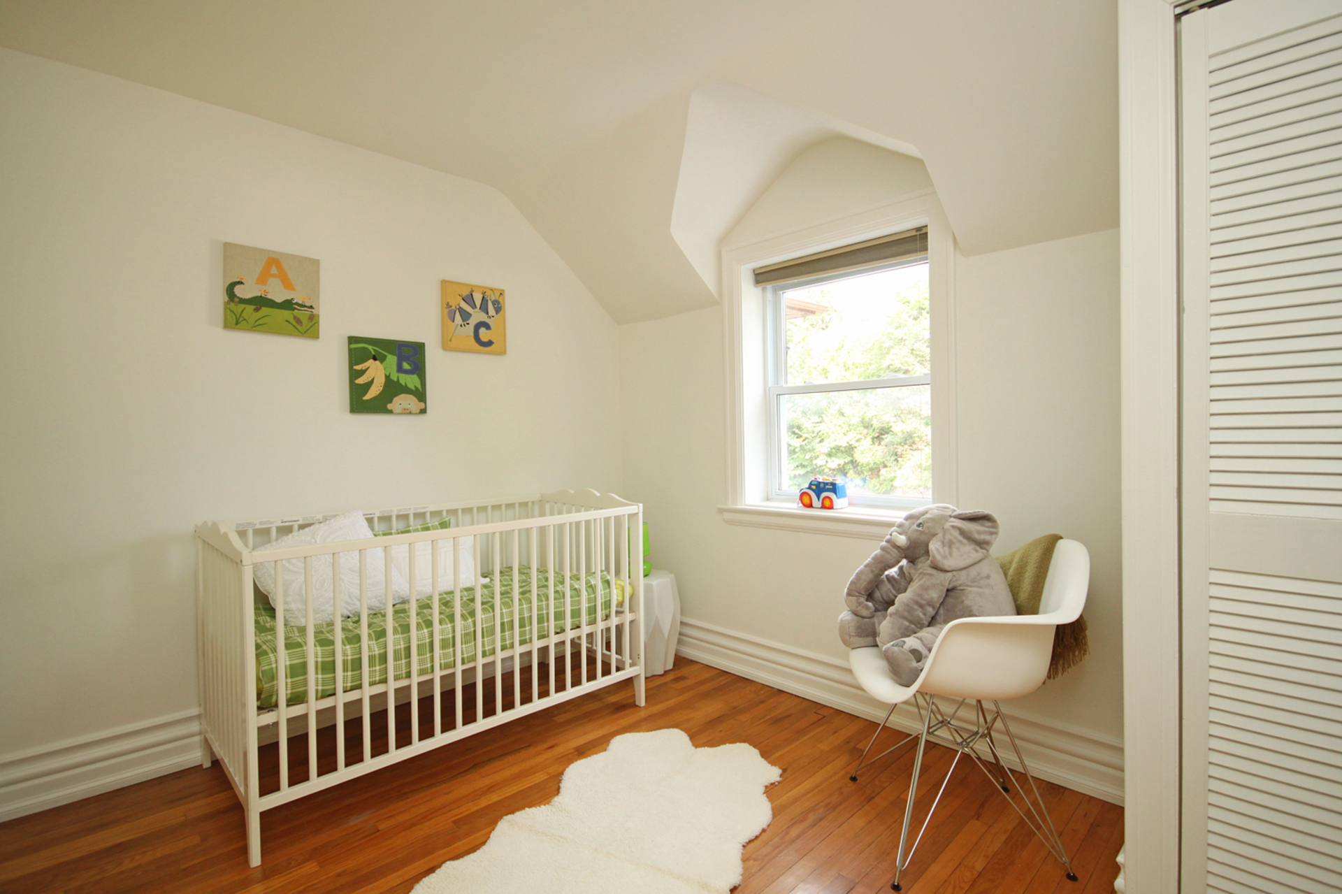 Bedroom at 264 Spring Garden Avenue, Willowdale East, Toronto