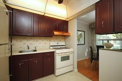 Kitchen at 3 - 54 Three Valleys Drive, Parkwoods-Donalda, Toronto