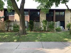 Backyard at 3 - 54 Three Valleys Drive, Parkwoods-Donalda, Toronto