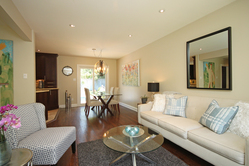 Living Room at 1 Groveland Crescent, Parkwoods-Donalda, Toronto