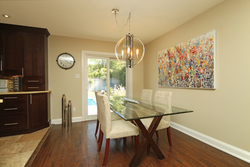 Dining Room at 1 Groveland Crescent, Parkwoods-Donalda, Toronto