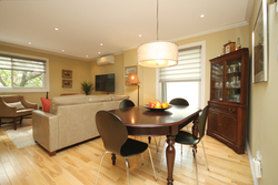 Dining Room at 894 Millwood Road, Leaside, Toronto
