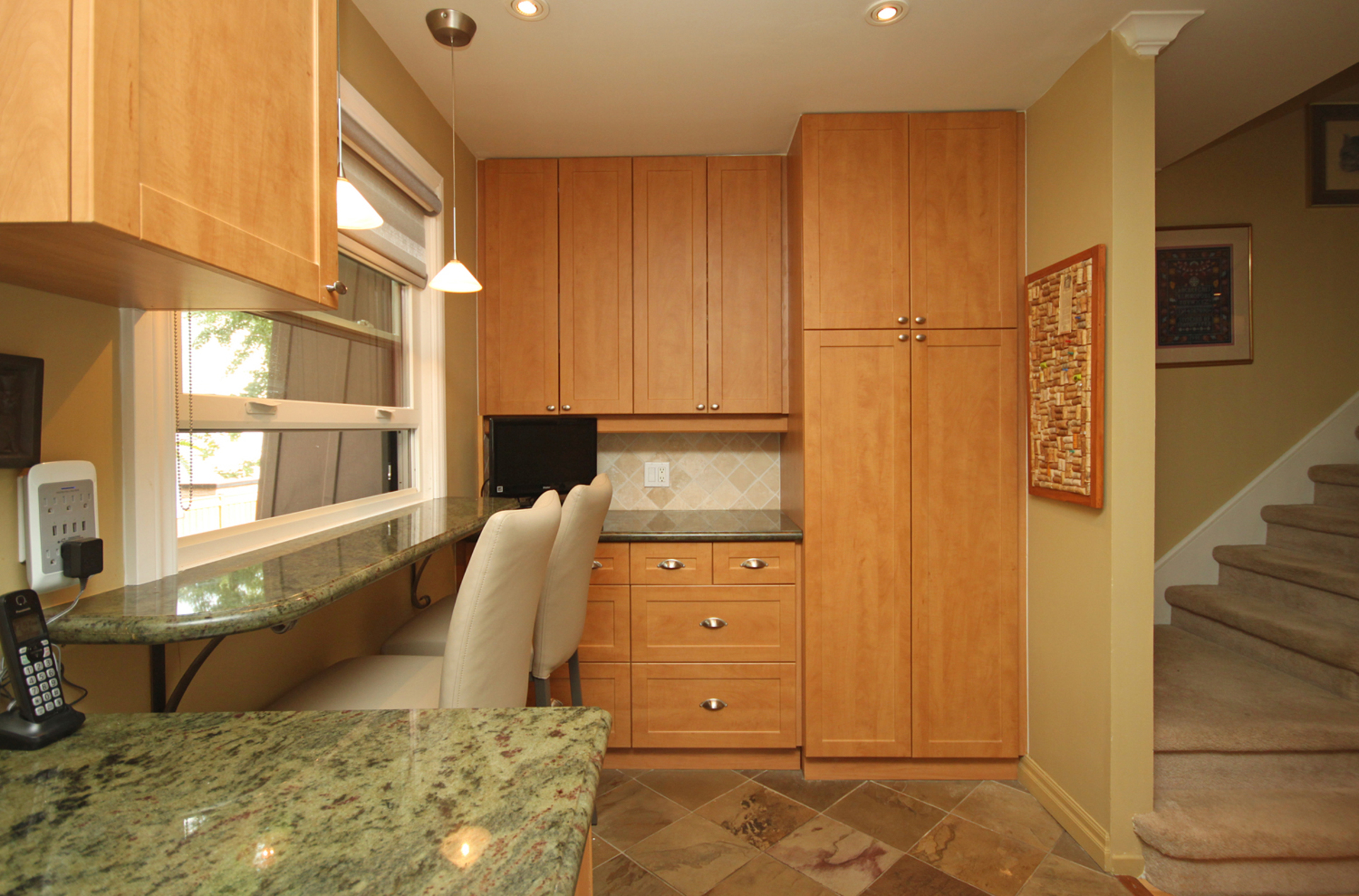 Kitchen at 894 Millwood Road, Leaside, Toronto