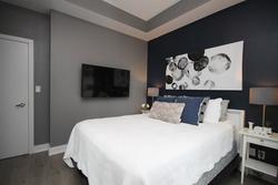 Master Bedroom at 203 - 99 The Donway W, Banbury-Don Mills, Toronto