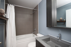 4 Piece Bathroom at 203 - 99 The Donway W, Banbury-Don Mills, Toronto