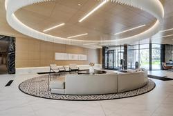 Lobby at 203 - 99 The Donway W, Banbury-Don Mills, Toronto