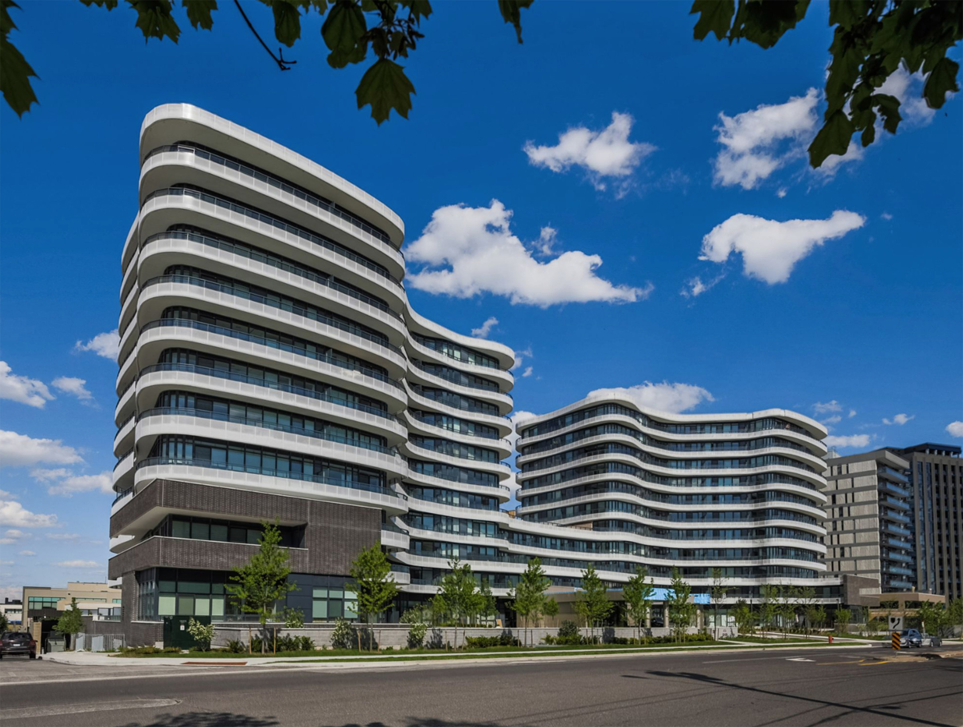 Front at 203 - 99 The Donway W, Banbury-Don Mills, Toronto