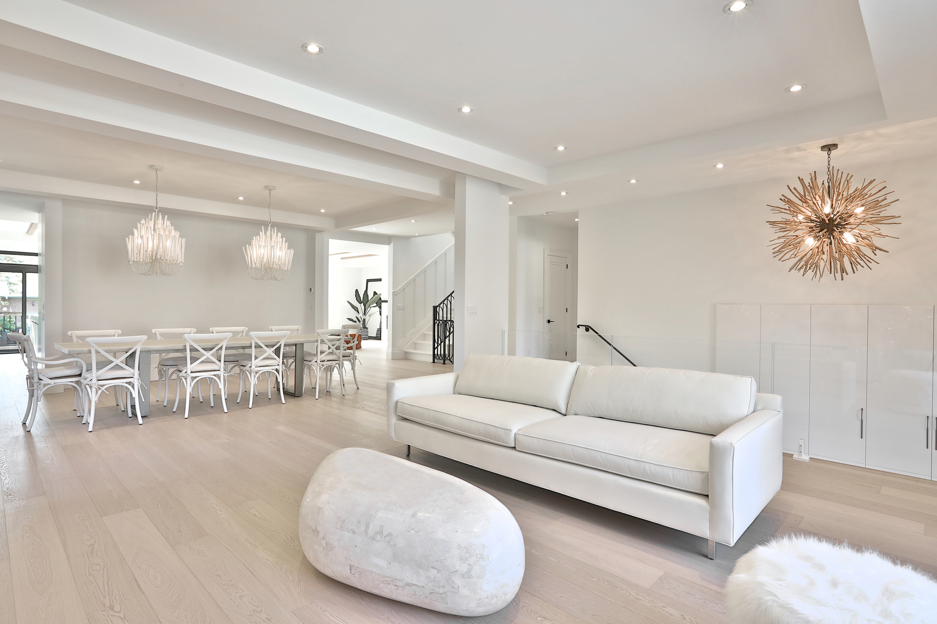 Living Room at 47 Yorkview Drive, Willowdale West, Toronto