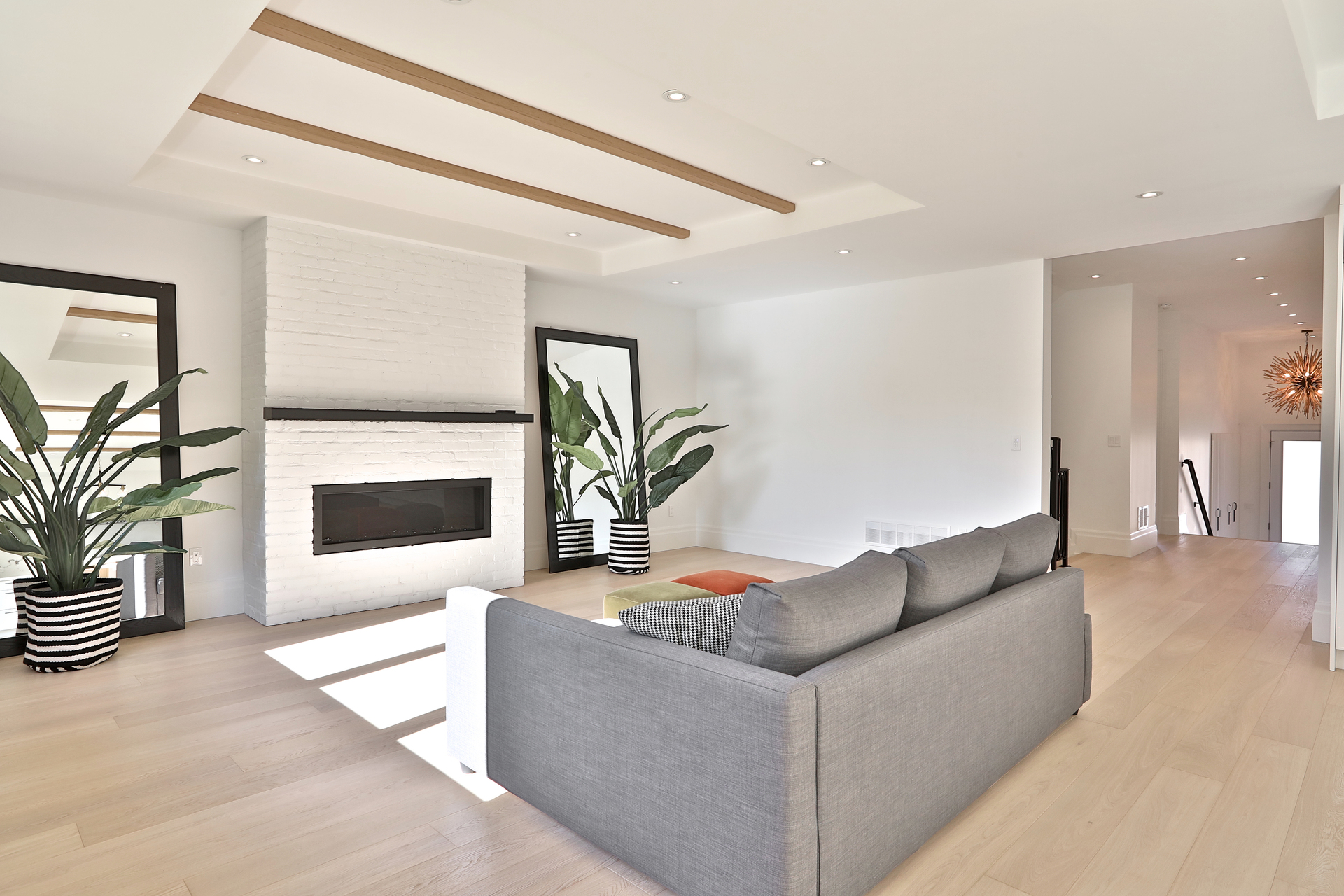 Family Room at 47 Yorkview Drive, Willowdale West, Toronto