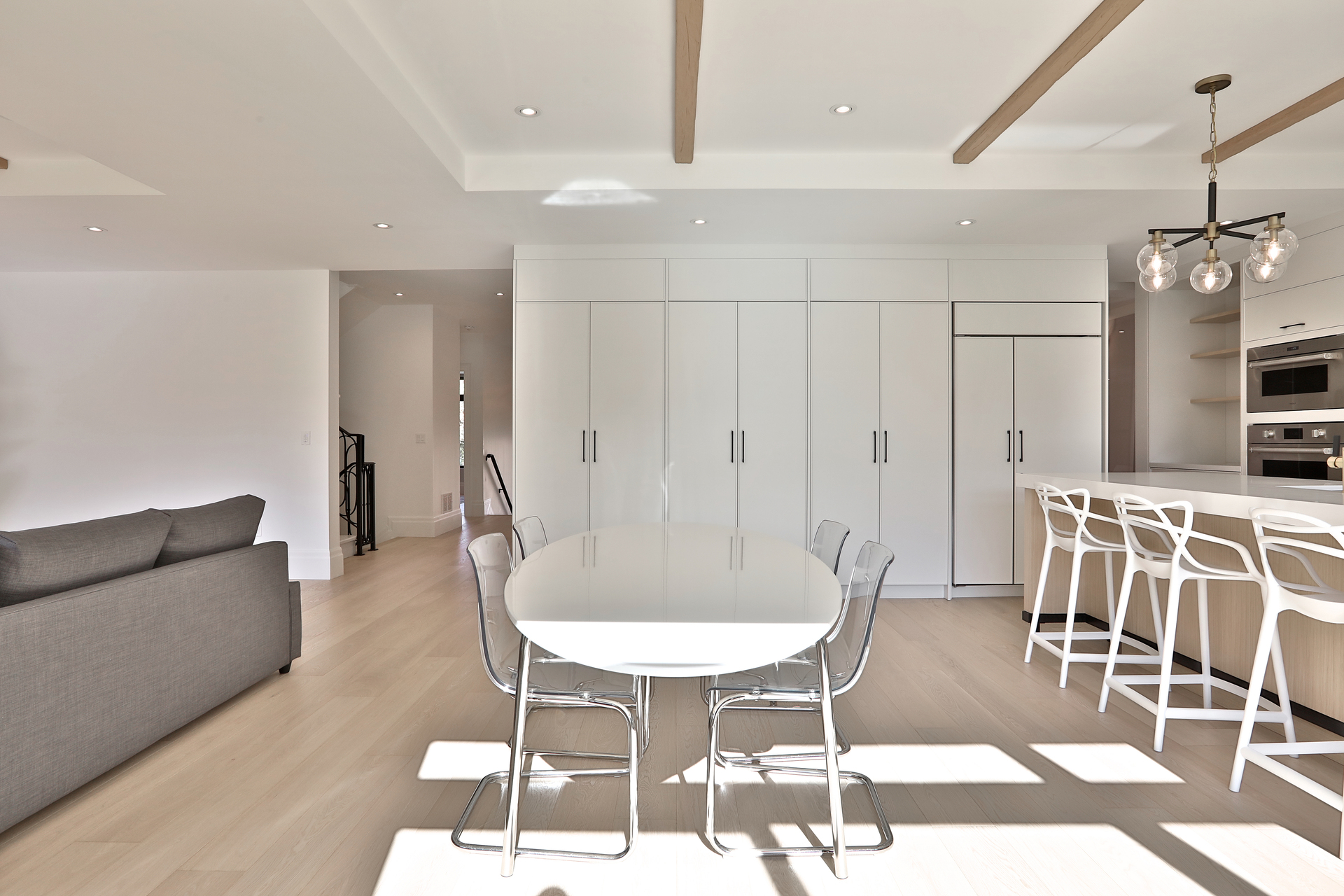 Breakfast Area at 47 Yorkview Drive, Willowdale West, Toronto