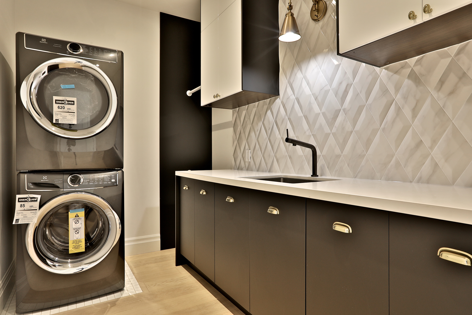 Laundry Room at 47 Yorkview Drive, Willowdale West, Toronto