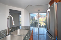 Kitchen at 309 - 7 Concorde Place, Banbury-Don Mills, Toronto