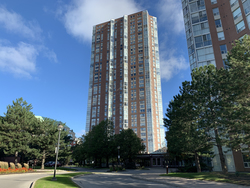 Front at 309 - 7 Concorde Place, Banbury-Don Mills, Toronto