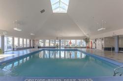 Swimming Pool at 309 - 7 Concorde Place, Banbury-Don Mills, Toronto