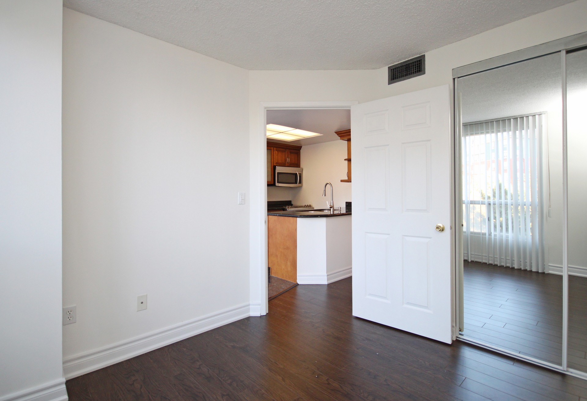 Bedroom at 309 - 7 Concorde Place, Banbury-Don Mills, Toronto