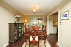 Dining Room at 93 Duncairn Road, Banbury-Don Mills, Toronto