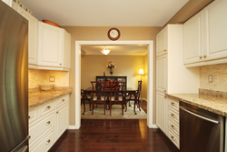 Kitchen at 93 Duncairn Road, Banbury-Don Mills, Toronto