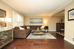Living Room at 93 Duncairn Road, Banbury-Don Mills, Toronto