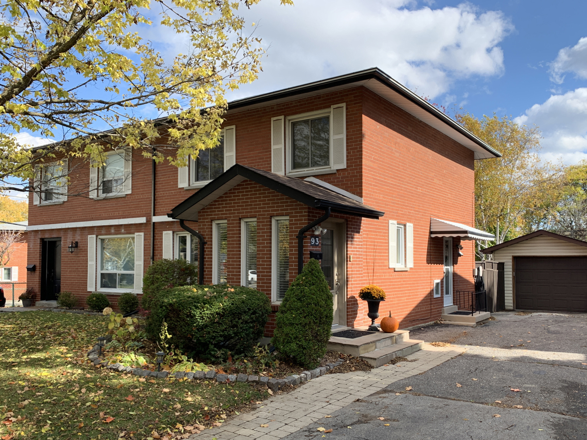 Front at 93 Duncairn Road, Banbury-Don Mills, Toronto