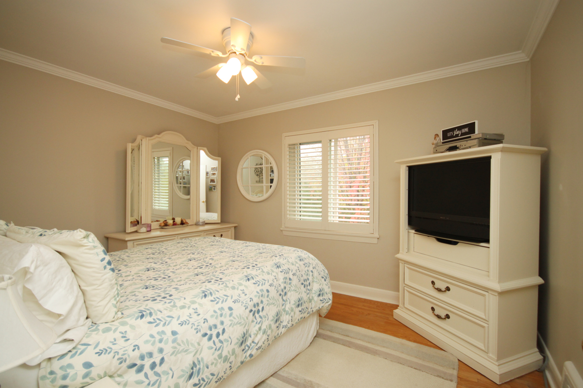 Master Bedroom at 93 Duncairn Road, Banbury-Don Mills, Toronto