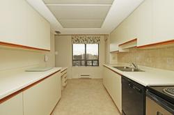 Kitchen at 508 - 245 The Donway Donway W, Banbury-Don Mills, Toronto