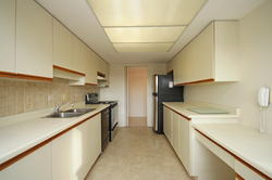 Kitchen at 508 - 245 The Donway W, Banbury-Don Mills, Toronto