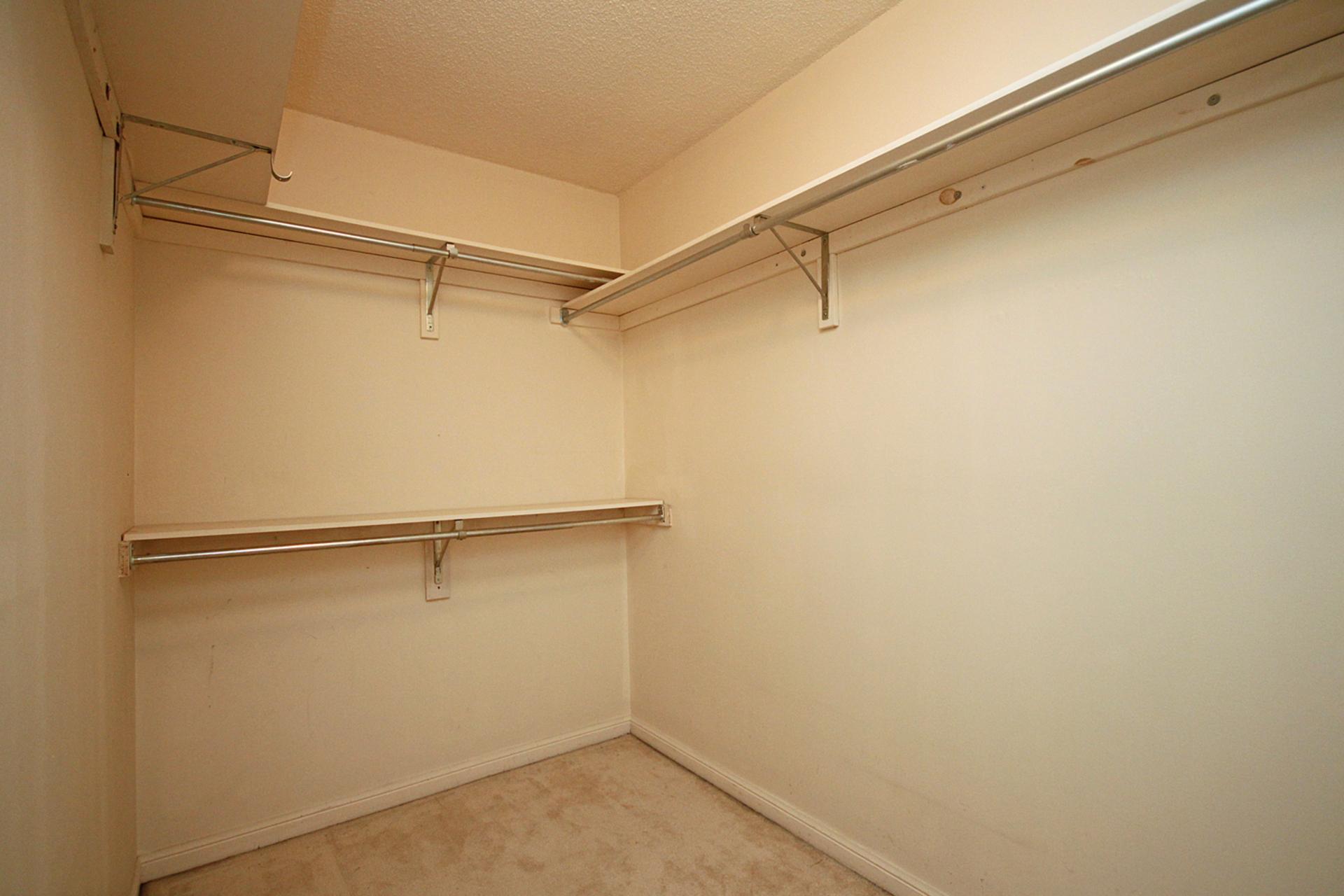 Walk-in Closet at 508 - 245 The Donway Donway W, Banbury-Don Mills, Toronto