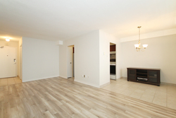 Living & Dining Room at 1704 - 1350 York Mills Road, Parkwoods-Donalda, Toronto